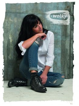 wolky white combat boot-1