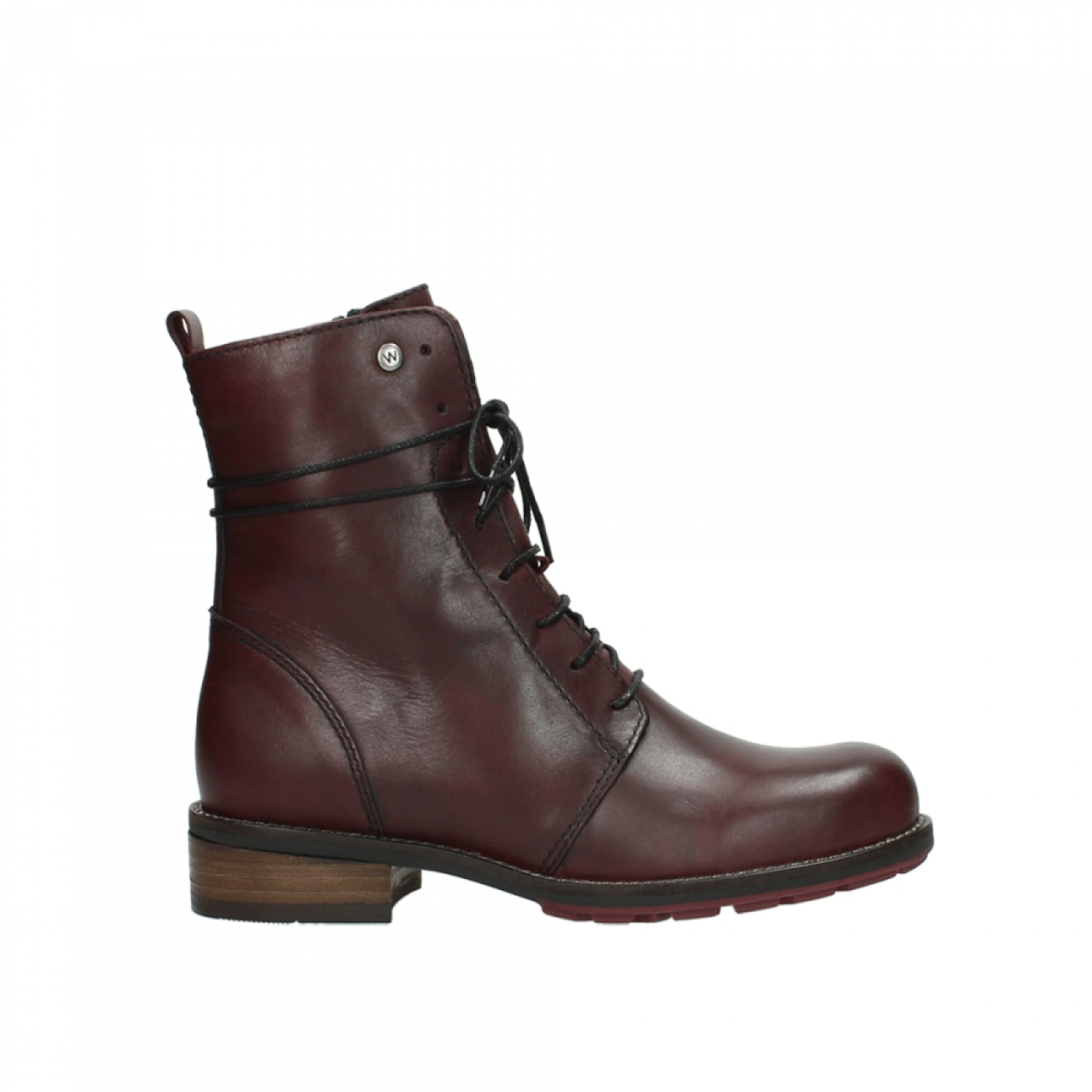 04432 Murray 20510 burgundy leather