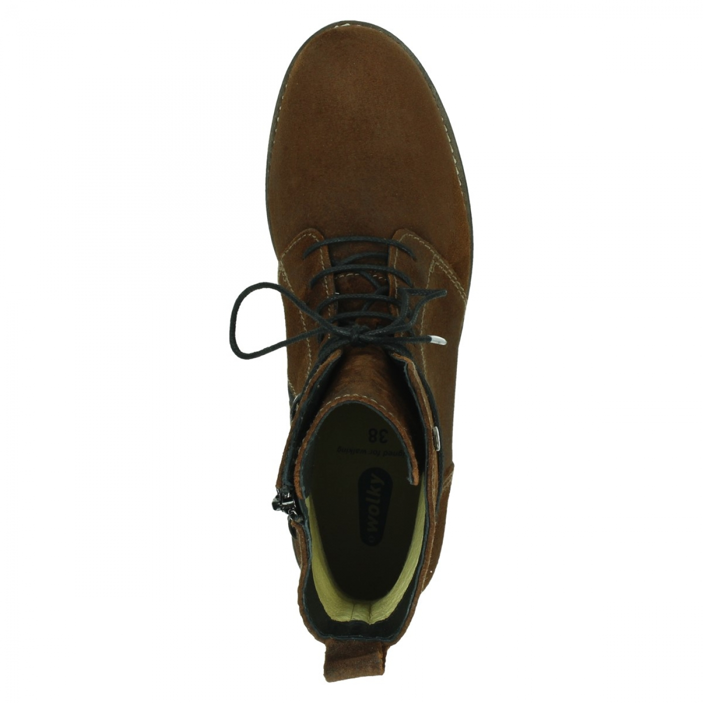 04432 Murray 45410 tobacco suede