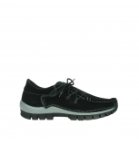 wolky lace up shoes 04737 side winter 40000 black oiled suede