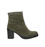 wolky mid calf boots 08061 eskara 40155 taupe suede