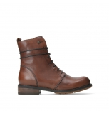wolky lace up boots 04444 murray xw 20430 cognac leather