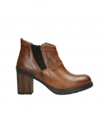 wolky ankle boots 08060 astana 30430 cognac leather
