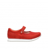 wolky mary janes 05805 e step 11500 red stretch nubuck