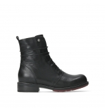 wolky mid calf boots 04432 murray 20000 black leather