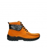 wolky lace up boots 04725 jump 19924 ochre nubuck