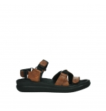 wolky sandalen 00720 action lady 30430 cognac leather