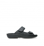 wolky slippers 01301 nepeta 30000 black leather