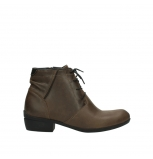 wolky lace up boots 00951 el dorado 50152 taupe leather