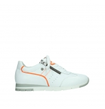 wolky lace up shoes 02525 yell 20105 white orange leather