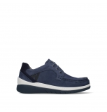 wolky lace up shoes 04853 time 11820 denim nubuck