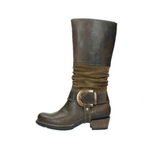 wolky long boots 00481 garda 59151 taupe leather_1