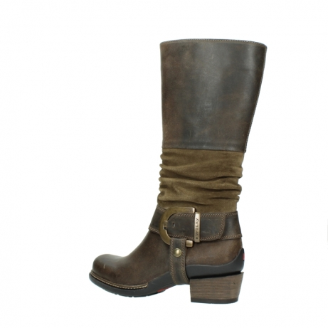 wolky long boots 00481 garda 59151 taupe leather_3