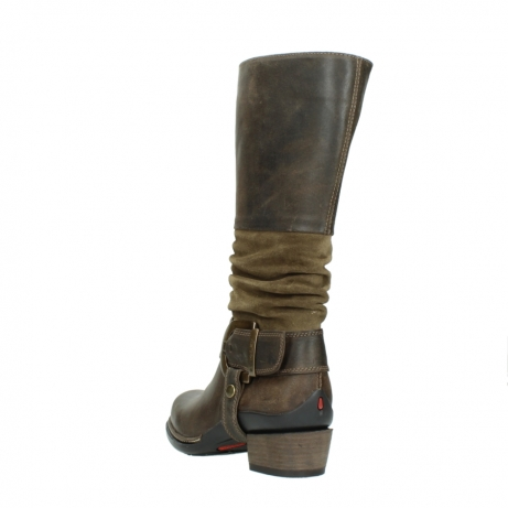 wolky long boots 00481 garda 59151 taupe leather_5