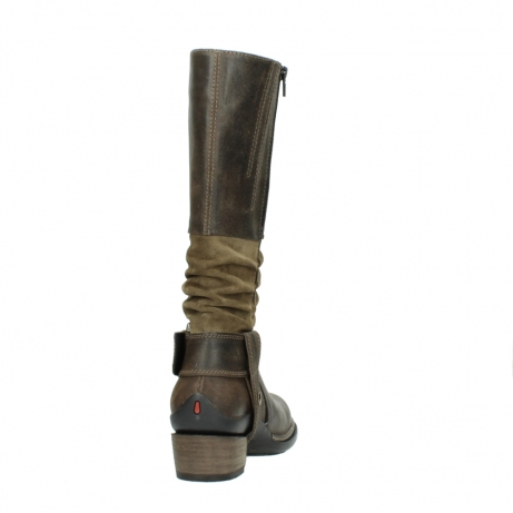 wolky long boots 00481 garda 59151 taupe leather_8