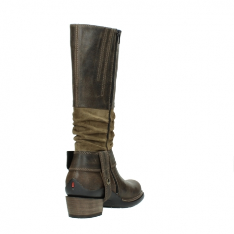 wolky long boots 00481 garda 59151 taupe leather_9