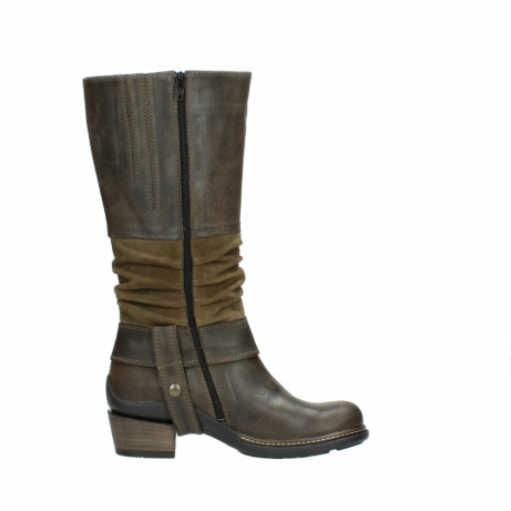 wolky long boots 00481 garda 59151 taupe leather_13