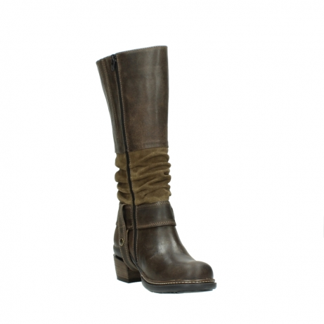 wolky long boots 00481 garda 59151 taupe leather_17