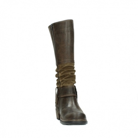 wolky long boots 00481 garda 59151 taupe leather_18