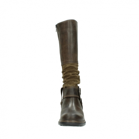 wolky long boots 00481 garda 59151 taupe leather_19