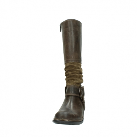 wolky long boots 00481 garda 59151 taupe leather_20