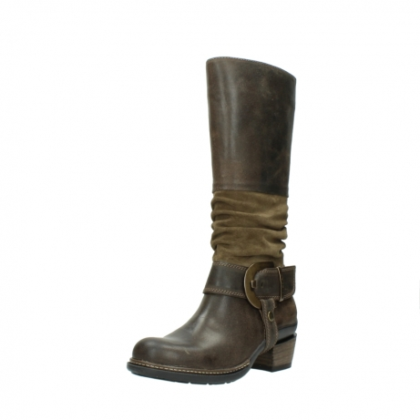 wolky long boots 00481 garda 59151 taupe leather_22