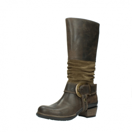 wolky long boots 00481 garda 59151 taupe leather_23