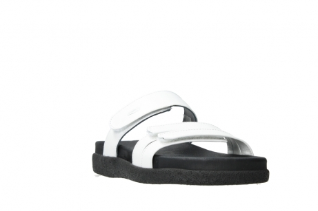 wolky slippers 00501 cirrus 30110 cream white leather_2