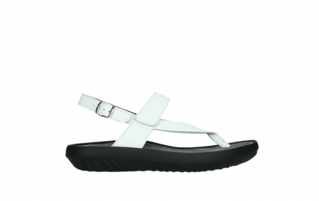 wolky sandalen 00882 cebu 31100 white leather_1