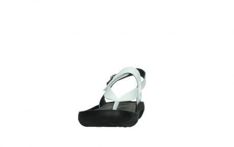 wolky sandalen 00882 cebu 31100 white leather_8