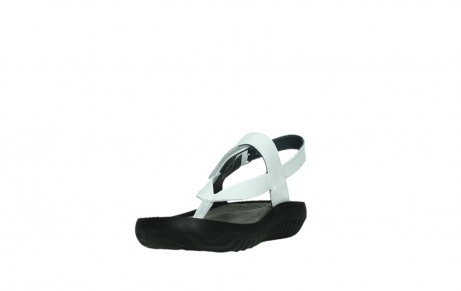 wolky sandalen 00882 cebu 31100 white leather_9