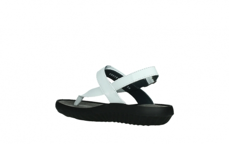 wolky sandalen 00882 cebu 31100 white leather_16