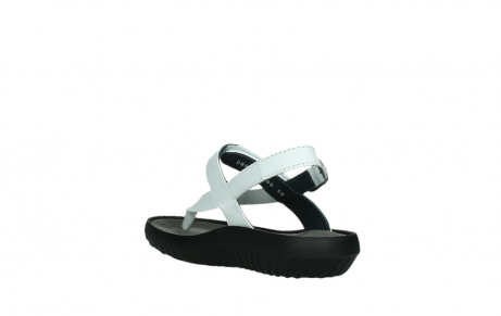 wolky sandalen 00882 cebu 31100 white leather_17