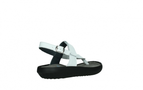 wolky sandalen 00882 cebu 31100 white leather_22