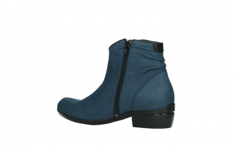wolky ankle boots 00952 winchester 13800 blue nubuckleather_15