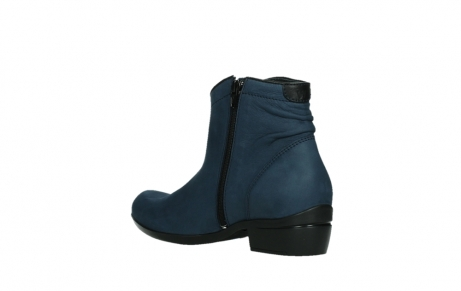 wolky ankle boots 00952 winchester 13800 blue nubuckleather_16