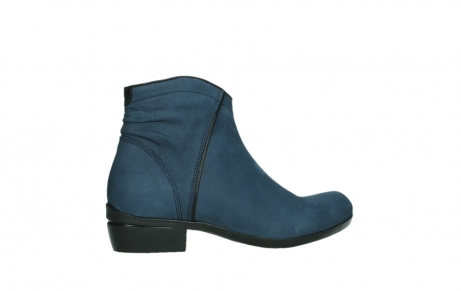 wolky ankle boots 00952 winchester 13800 blue nubuckleather_24