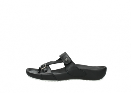 wolky slippers 01002 oleary 30000 black leather_1