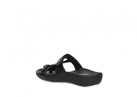 wolky slippers 01002 oleary 30000 black leather_4