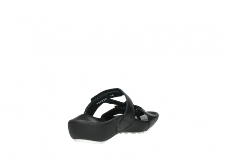wolky slippers 01002 oleary 30000 black leather_9