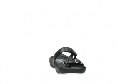 wolky slippers 01002 oleary 30000 black leather_18