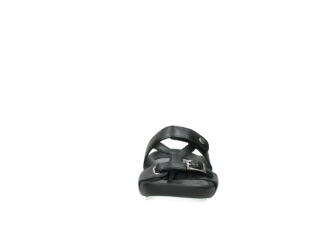 wolky slippers 01002 oleary 30000 black leather_19