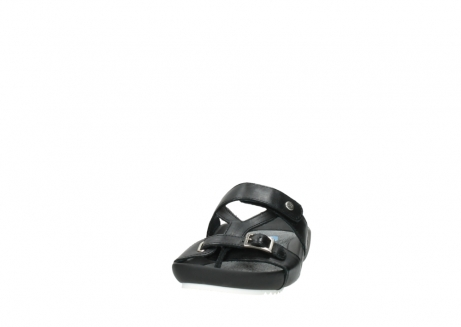 wolky slippers 01002 oleary 30000 black leather_20
