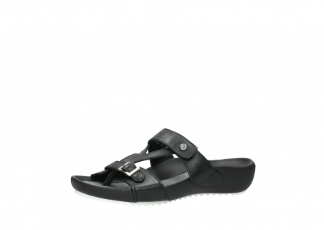 wolky slippers 01002 oleary 30000 black leather_23