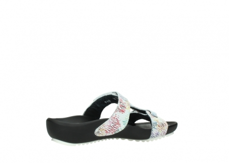 wolky slippers 01002 oleary 70980 white multi nubuck_11
