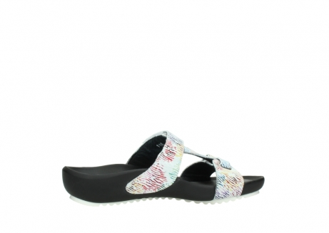 wolky slippers 01002 oleary 70980 white multi nubuck_12
