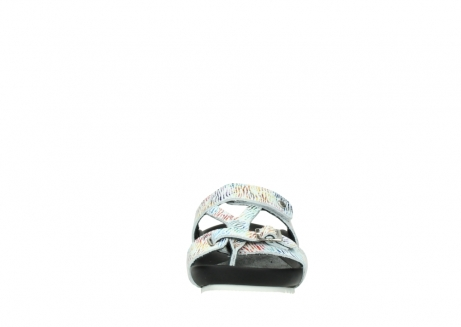 wolky slippers 01002 oleary 70980 white multi nubuck_19