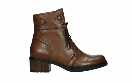 wolky lace up boots 01260 red deer 20430 cognac leather_1