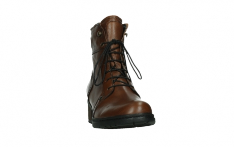 wolky lace up boots 01260 red deer 20430 cognac leather_6