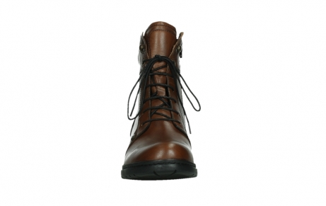 wolky lace up boots 01260 red deer 20430 cognac leather_7